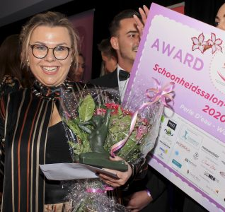 And the winner … in de de categorie Schoonheidssalon 2020